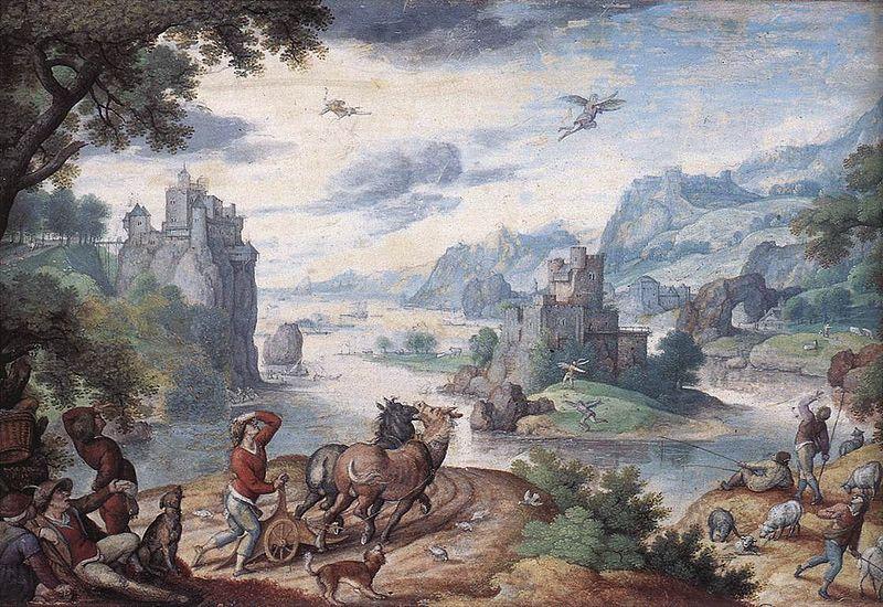 Hans bol, Geat Painter